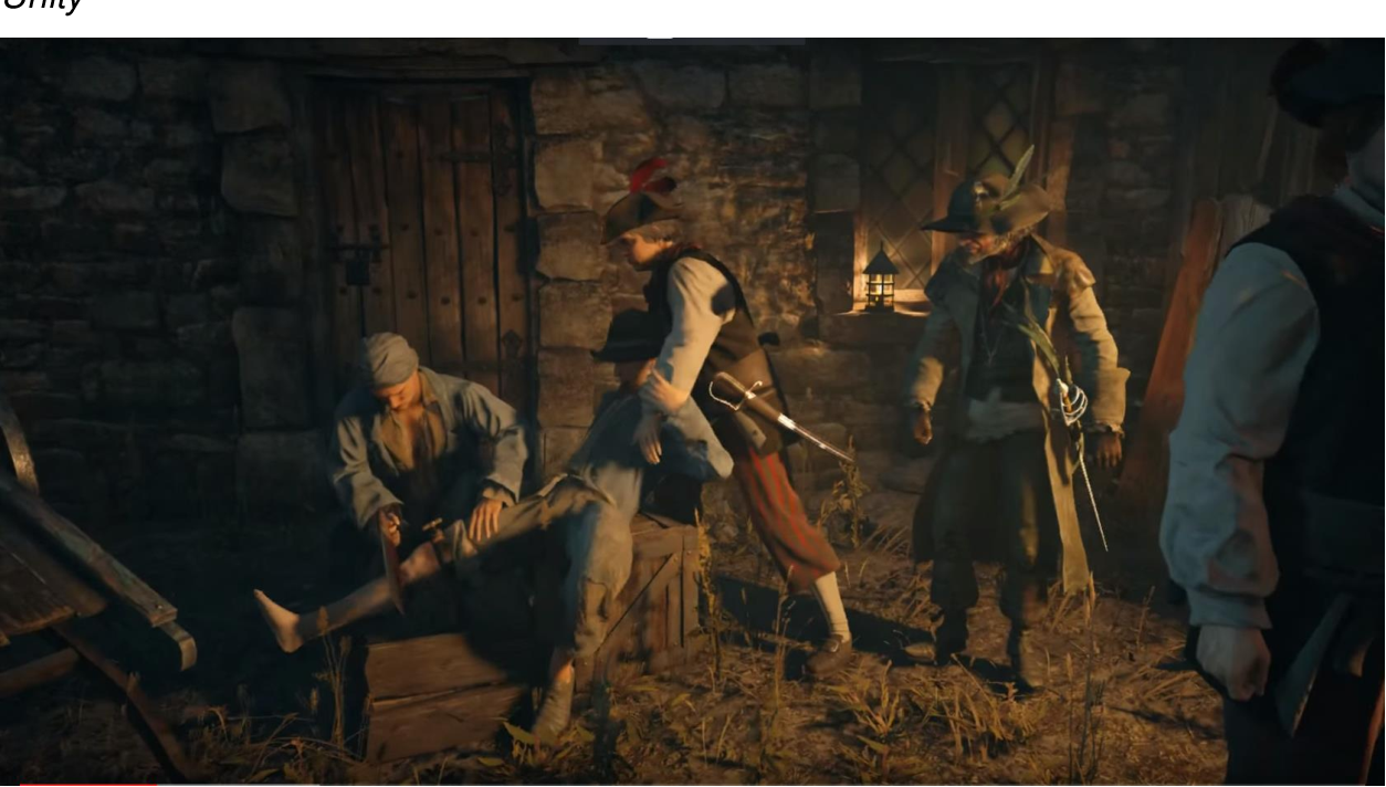 Figure 6 4 From Textbook Vs Assassin S Creed Unity Comparing