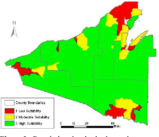 Figure 2 From Using Gis To Create A Gray Wolf Habitat Suitability Model And To Assess Wolf Pack Ranges In The Western Upper Peninsula Of Michigan Semantic Scholar
