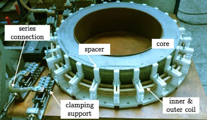 Figure 1 from Short-Circuit Strength of Power Transformer