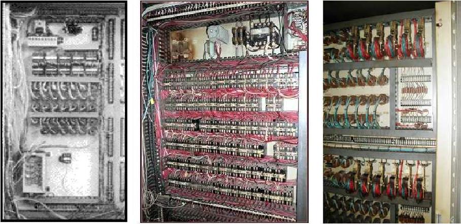 PDF] History of Control History of PLC and DCS - Semantic