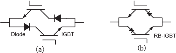 Figure 1 From A 700 V Class Reverse Blocking Igbt For Large Capacity Power Supply Applications Semantic Scholar
