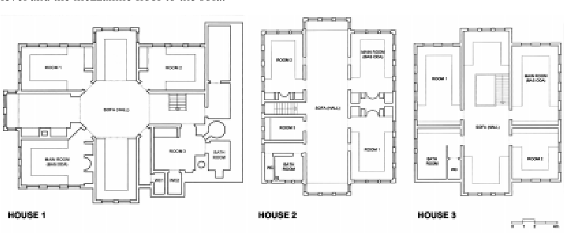 THE CONFIGURATION OF THE HOUSE DETERMINE THE COST OF AN ELECTRICAL WIRING PROJECT