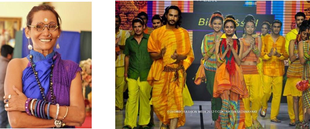 Pdf Fashion Design For The Emerging Creative Economy Of Sri Lanka Semantic Scholar