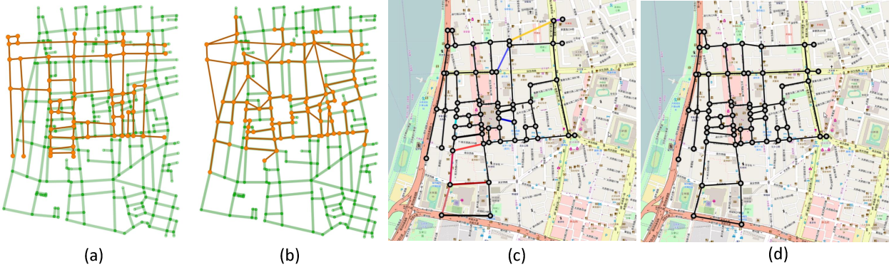 Figure 1 from iTour: Making Tourist Maps GPS-Enabled