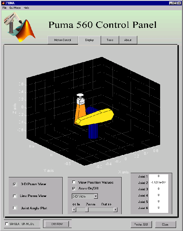 A Simulink-based robotic toolkit for simulation and control