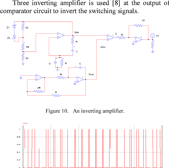 Figure 10 from Study of SPWM technique & simulation of