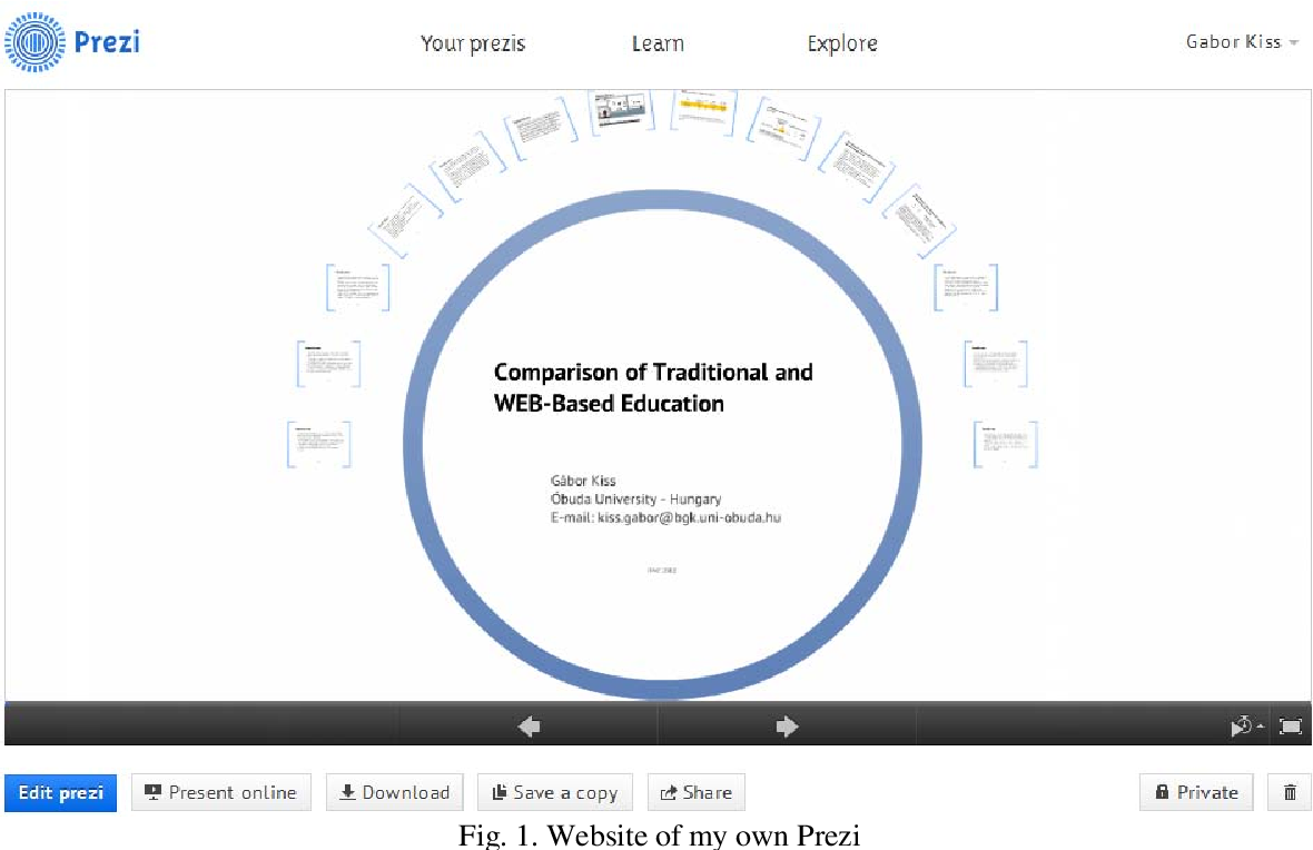 Figure 1 from MS Power Point vs Prezi in Higher Education. | Semantic  Scholar