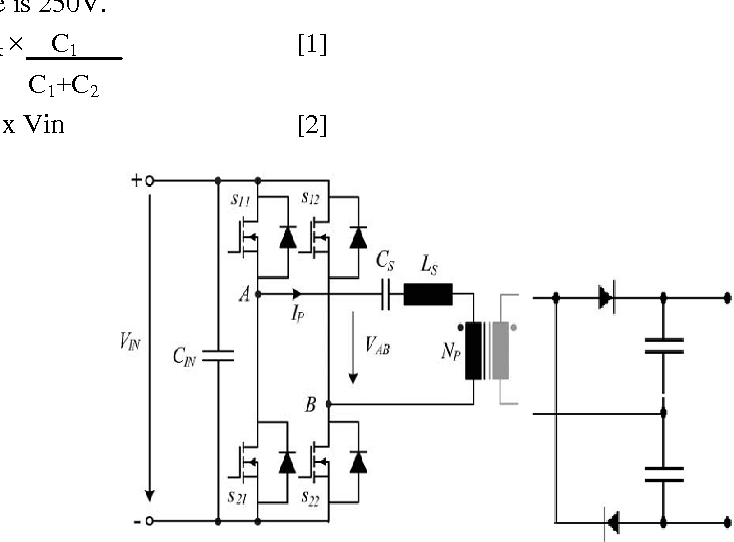 Figure 2 from A Protection Circuit for DC-DC Converter with ... on