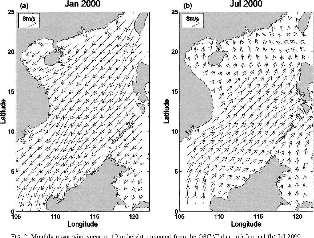 Figure 1 from South China Sea wind-wave characteristics