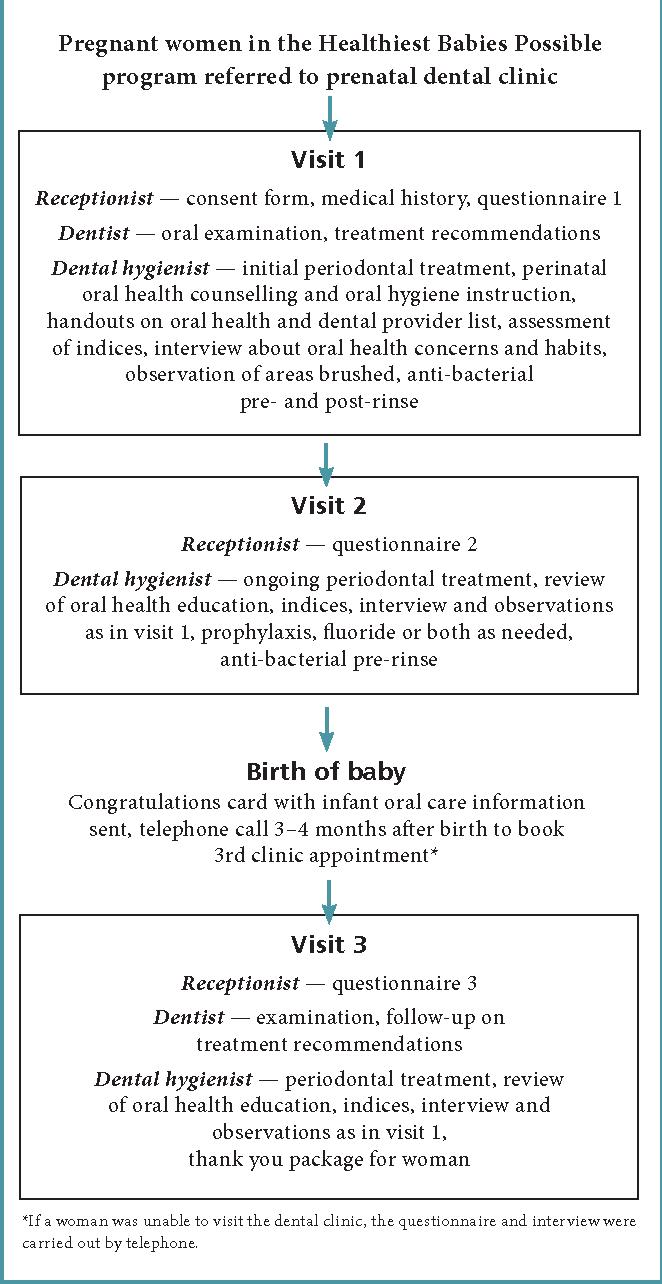 PDF] Can a prenatal dental public health program make a