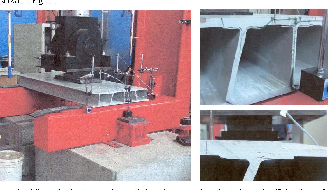 Figure 1 from Innovative 3-d Frp Sandwich Panels for Bridge
