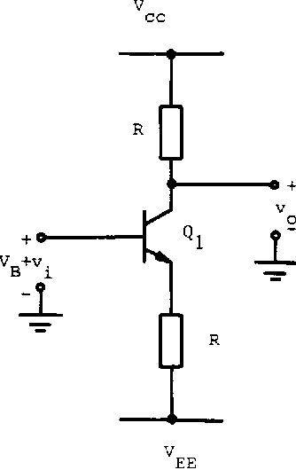 Figure 1 from A single-transistor full-wave rectifier