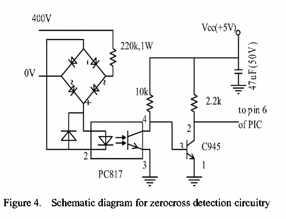 Microcontroller-based single-phase automatic voltage