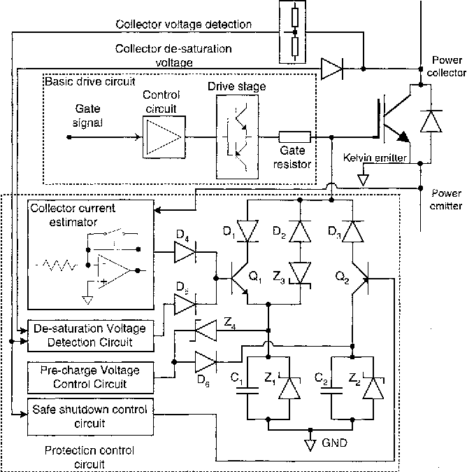 Fast clamped short circuit protection of IGBTs - Semantic