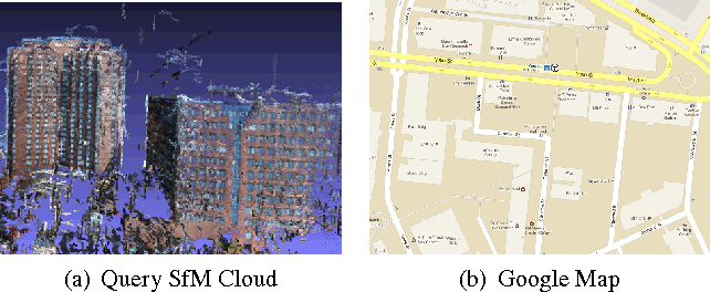 Figure 1 from Geo-registering 3D point clouds to 2D maps