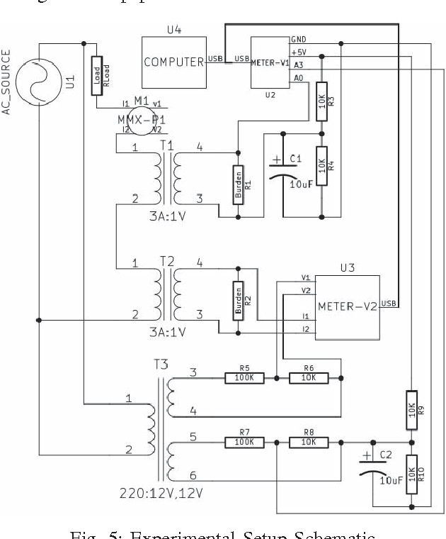 Figure 5 from AC power meter design based on Arduino
