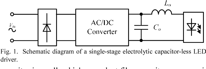 Schematic Diagram Capacitor