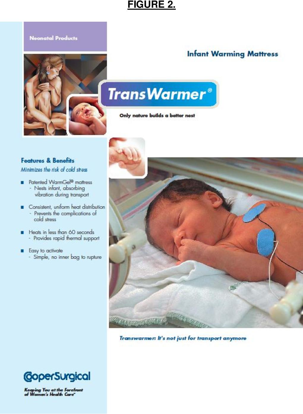 Figure 2 from Transwarmer® mattress project (temp) at