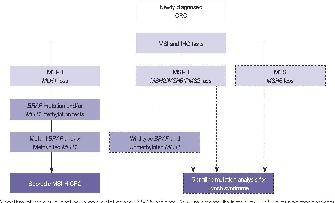Figure 3 From Molecular Testing For Gastrointestinal Cancer Semantic Scholar