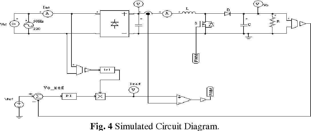Figure 4 From Simulation And Analysis Of Power Factor