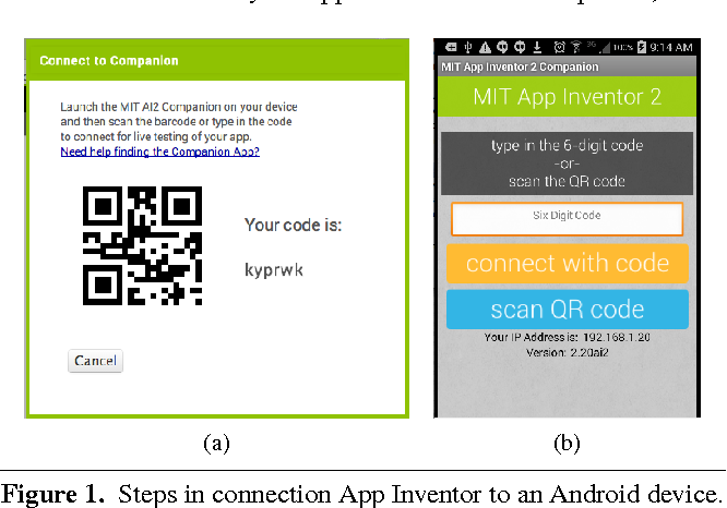 Figure 1 from Live Programming of Mobile Apps in App