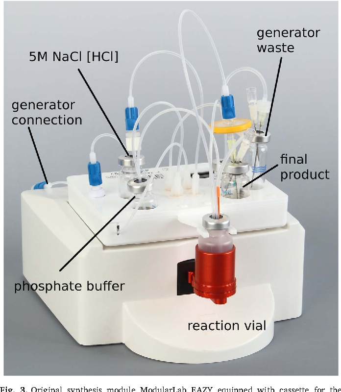 Figure 3 from Rapid Synthesis of 68Ga-labeled