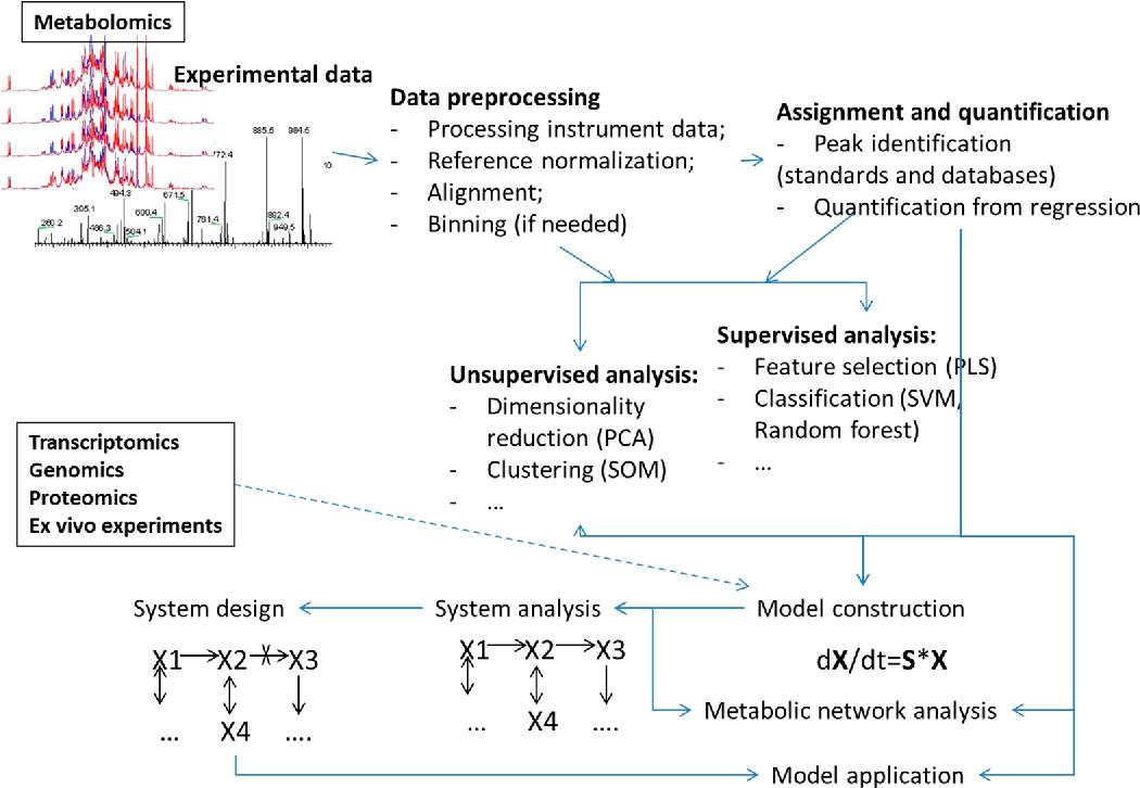 PDF] Machine Learning Methods for Analysis of Metabolic Data