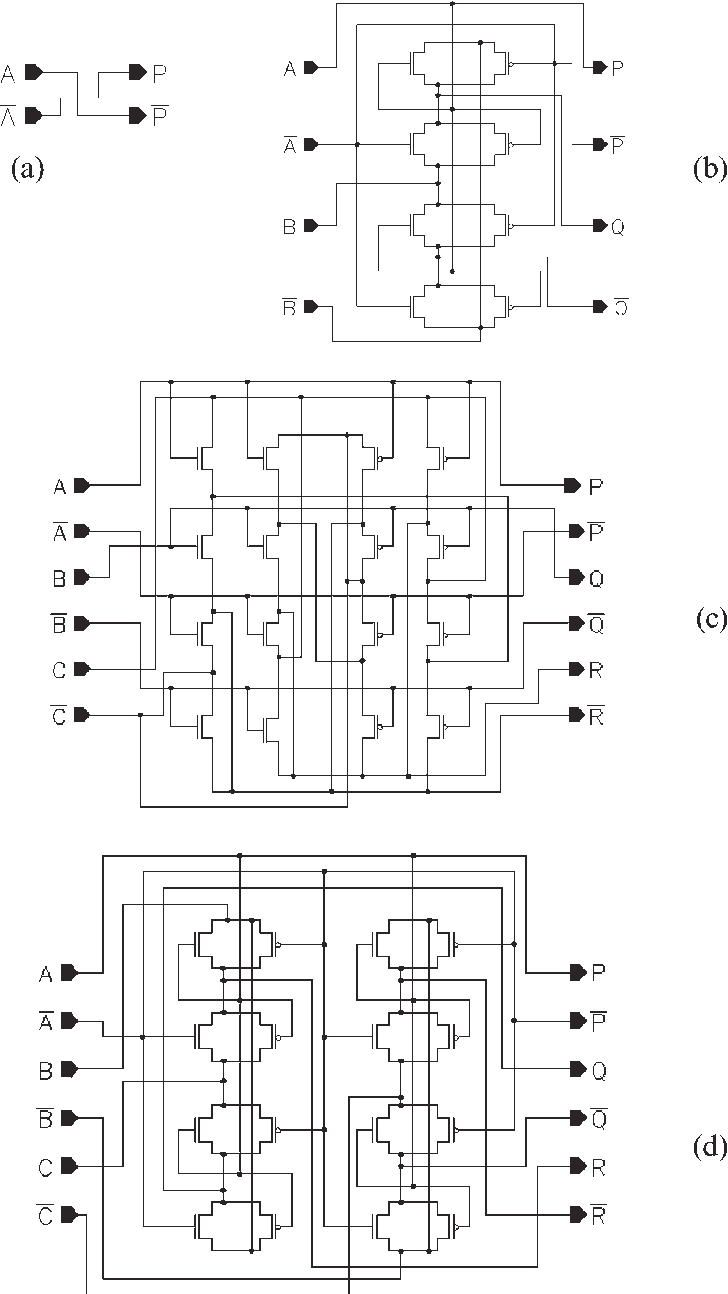 Circuit Diagram For A Not Gate