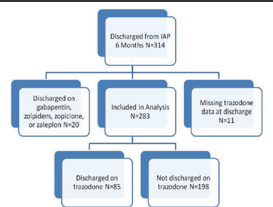 Trazodone and alcohol relapse: a retrospective study