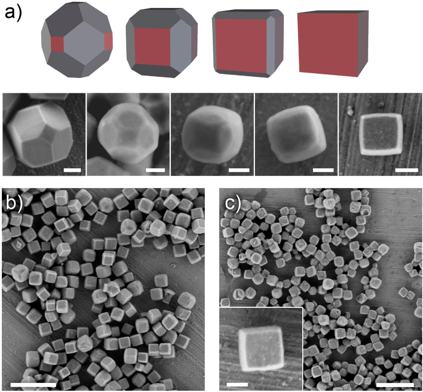 Figure 2 from Post-Synthetic Anisotropic Wet-Chemical