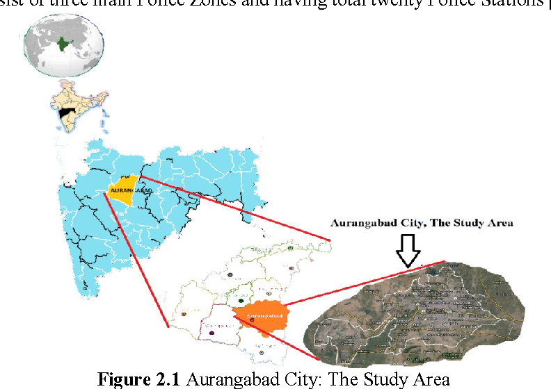 PDF] Mapping and Analysis of Crime in Aurangabad City using