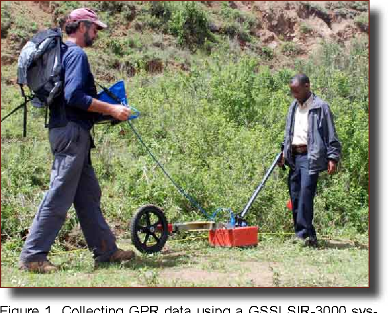 Figure 1 from Ground-penetrating Radar Processing and