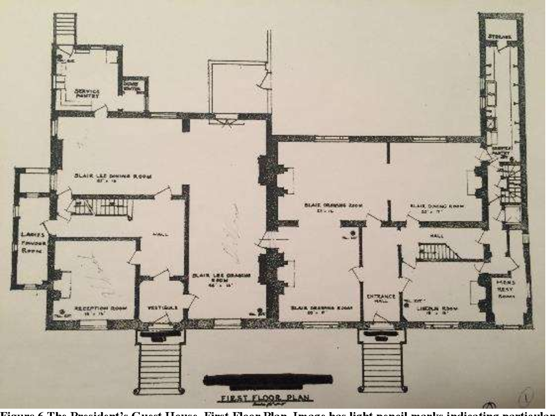 Made Fit For Kings The 1960s Kennedy Renovation Of Blair House The President S Guest House Semantic Scholar
