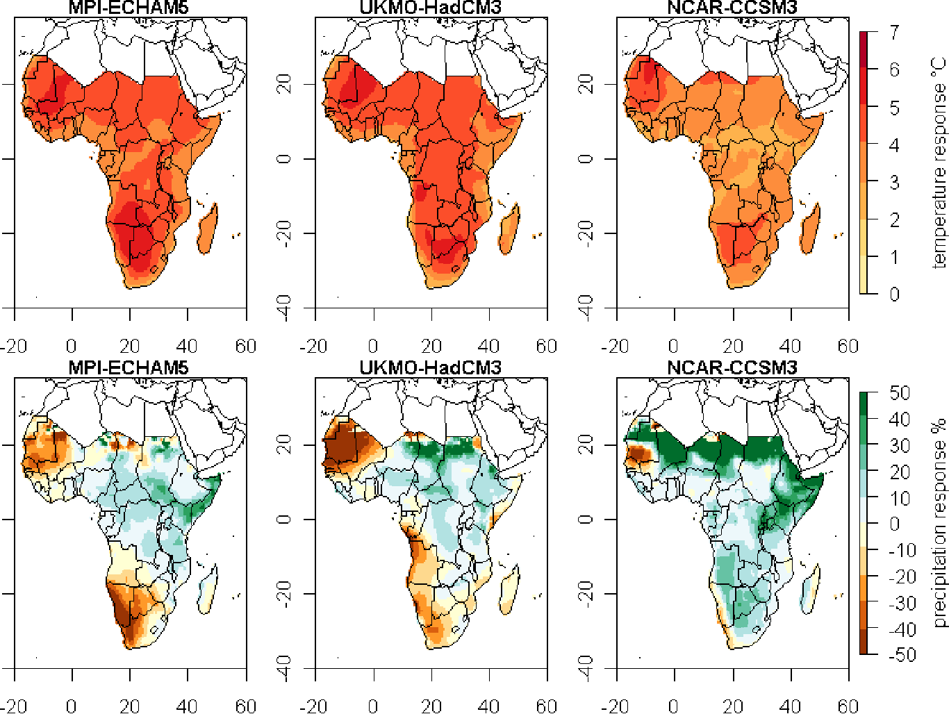 Sub Saharan Africa Climate Map.Figure 1 From Adaptation To Climate Change Through The