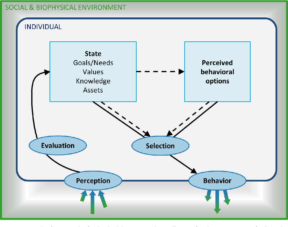 A framework for mapping and comparing behavioural theories ...