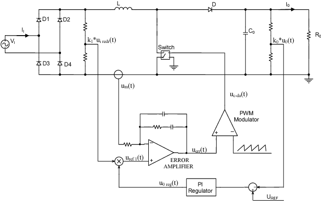 figure 1 from average current mode control versus borderline power factor formula what is power factor correction