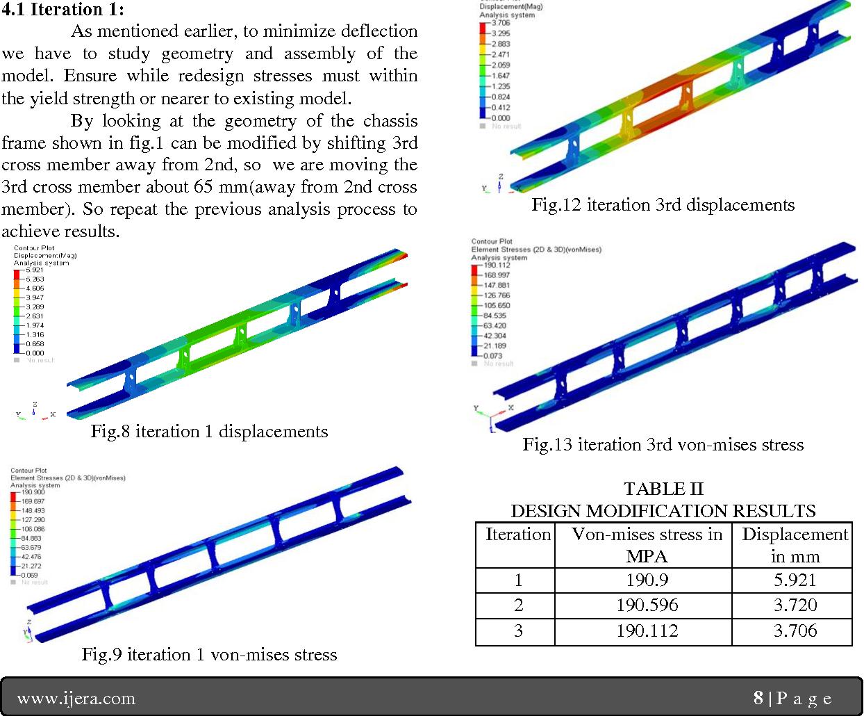 PDF] Static Analysis , Design Modification and Modal