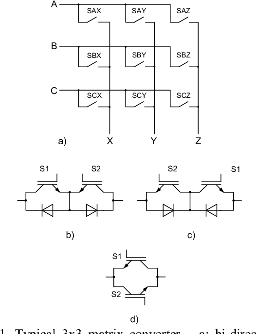 Figure 1 From Cost And Space Effective Igbt Gate Drive Circuit For Bi Directional Switch Of Matrix Converter Semantic Scholar