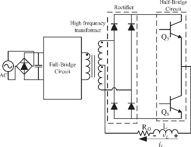 A Novel Inverter For Arc Welding Machines Semantic Scholar