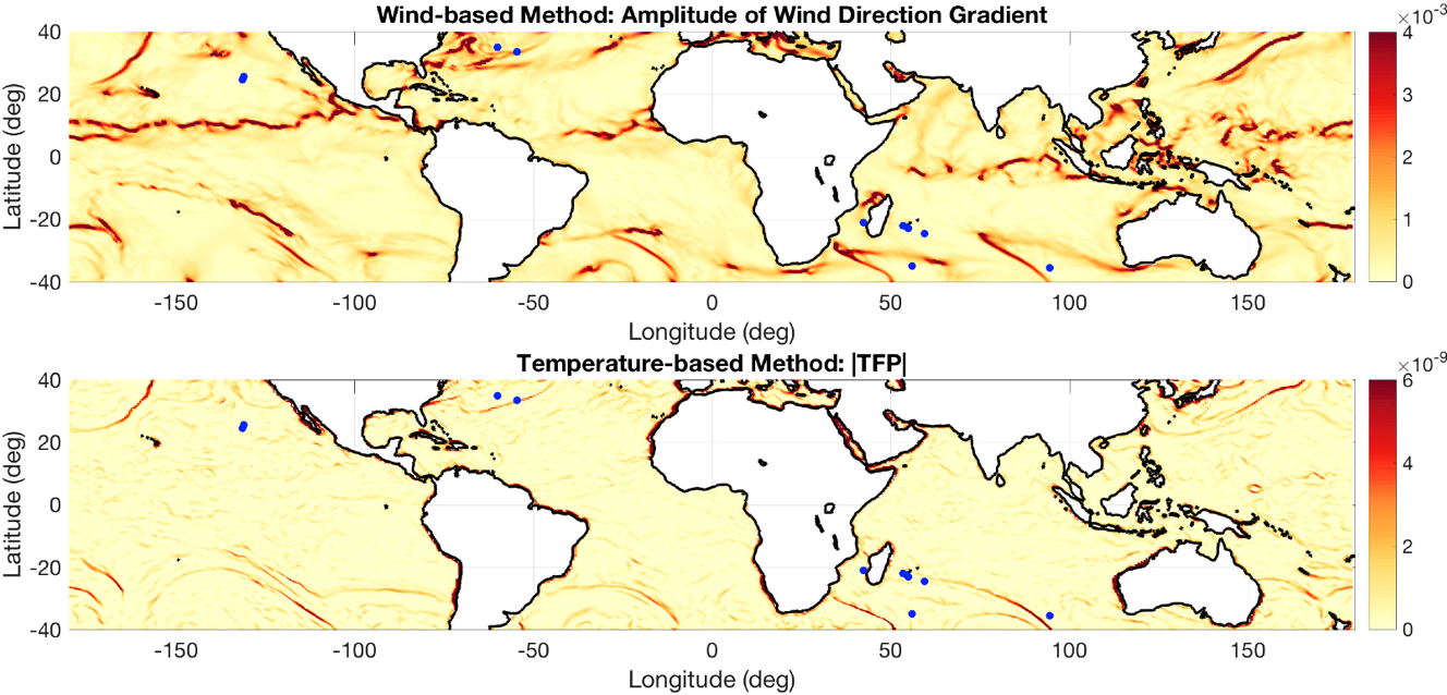 """Figure 14 from Using """"Rapid Revisit"""" CYGNSS Wind Sd ... on global rainfall map, average wind direction map, global monsoon map, global winds diagram, global winds map with latitudes, global winds and coriolis effect, world wind direction map, wind arrow on weather map, wind patterns map, prevailing wind direction map, wind flow map, earth wind map, global current map, global prevailing winds map, live wind direction map, bangladesh wind direction map, global snow map, global density map, philippines wind direction map, current us wind map,"""