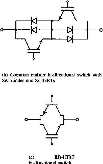 Comparison Of Bi Directional Switch Components For Direct Ac Ac Converters Semantic Scholar