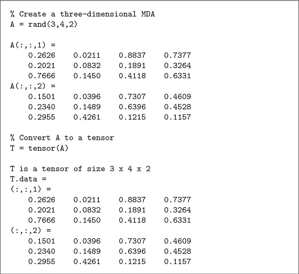 Figure 4 from MATLAB tensor classes for fast algorithm