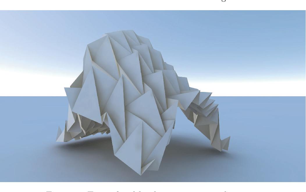 Cute 3D Modular Origami | Cute origami, Modular origami, 3d origami | 660x1052