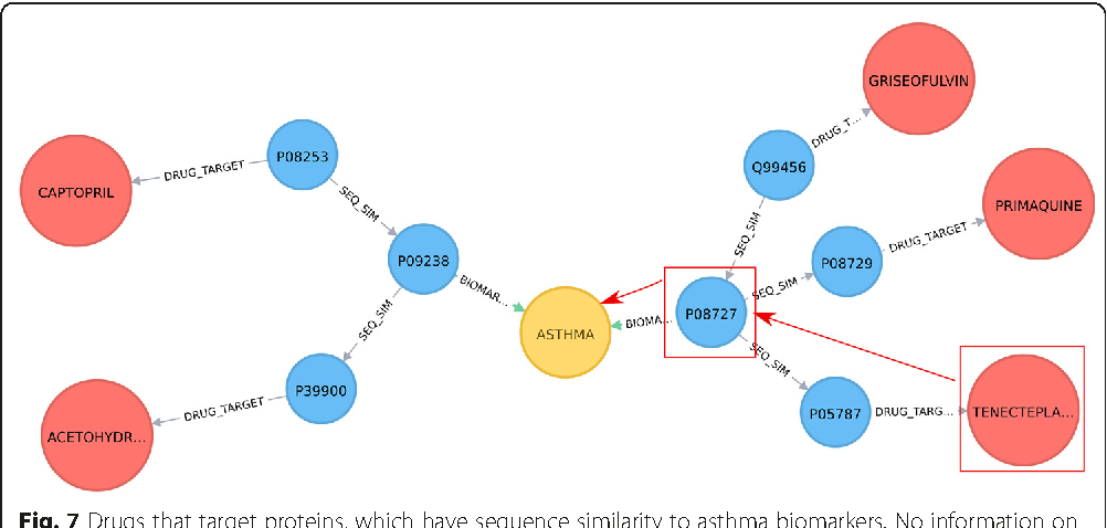 Figure 1 from Representing and querying disease networks