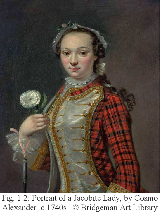 PDF] Weaving the nation : Scottish clothing and textile