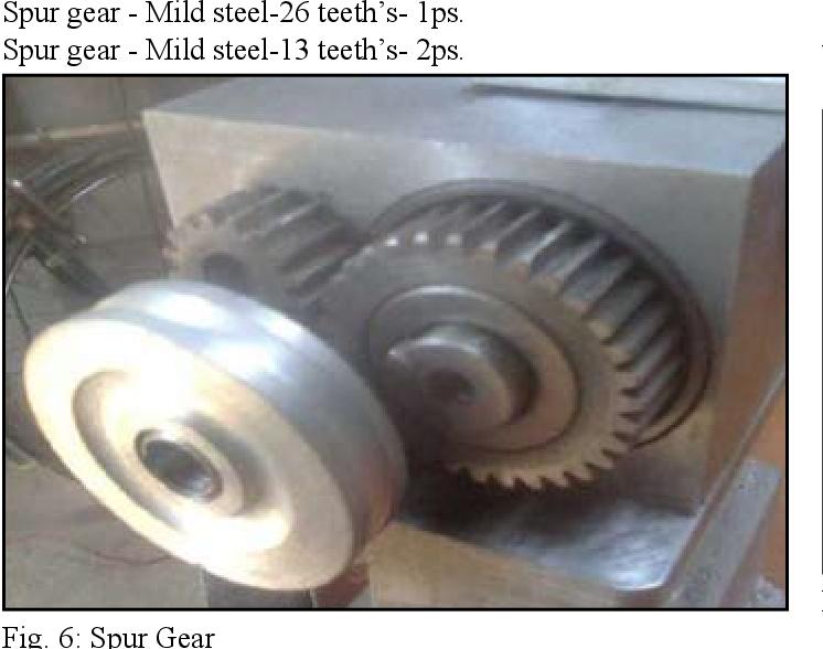 PDF] Design and Fabrication of Hexagonal Cutting Lathe