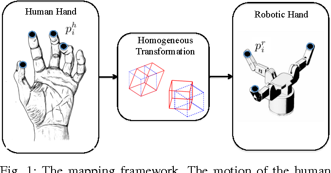 Figure 1 from On the use of homogeneous transformations to