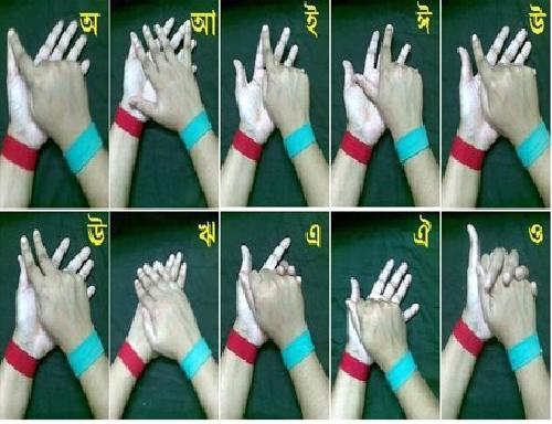 Figure 2 from Automated Bangla sign language translation