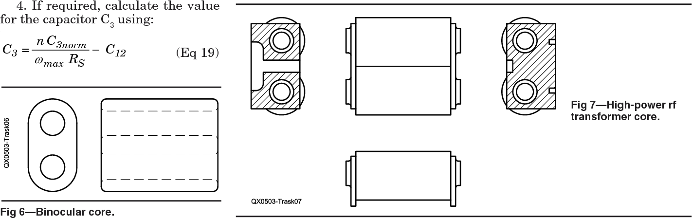 Figure 7 from Designing Wide-band Transformers for HF and