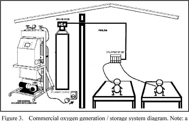 Figure 3 from Options for Medical Oxygen Technology Systems